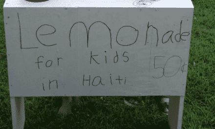 Real Aid With Lemonade